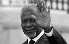 Ушел из жизни бывший Генеральный секретарь ООН Кофи Аннан