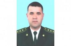 Тохир Арипов назначен заместителем министра внутренних дел