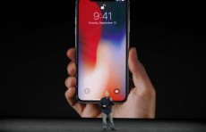 """Apple представила новый iPhone X с корпусом из стекла и без кнопки """"домой"""""""