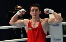 Токио-2020: Боксёр Элнур Абдураимов начал свое выступление на Олимпиаде с победы