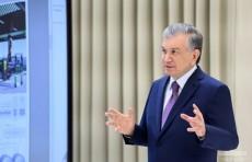 Президент раскритиковал ситуацию с обслуживанием домов в Ташкентской области