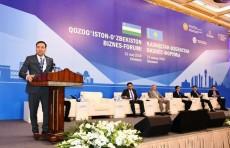 В Шымкенте состоялся казахстанско-узбекский бизнес-форум
