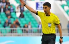 Шерзод Касымов рассудит товарищеский футбольный матч Катар – Чехия