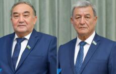 Наримон Умаров и Борий Алиханов стали сенаторами