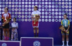 Определены победители чемпионата Азии по велошоссе в категории U23
