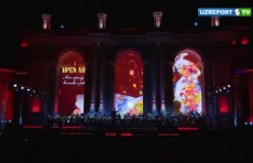 В Ташкенте проходит концерт под открытым небом