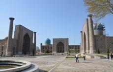 Узнацбанк и китайский Фонд совместно осуществят проект «Samarkand city»