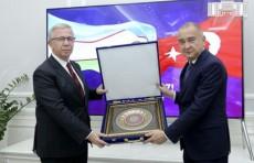 Ташкент и Анкара подписали меморандум об установлении братских связей