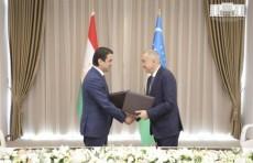 Главы Ташкента и Душанбе подписали соглашение о сотрудничестве