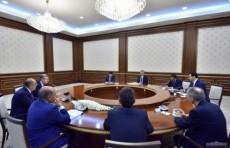 Шавкат Мирзиёев принял президента Европейского банка реконструкции и развития