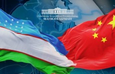Президент поздравил Председателя КНР Си Цзиньпина по случаю его переизбрания