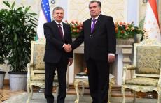 Президент Таджикистана посетит Узбекистан