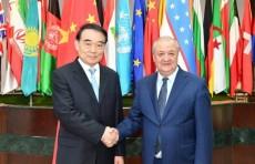 Абдулазиз Камилов принял заместителя Министра иностранных дел КНР