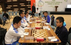 Впервые в истории сборная Узбекистана выиграла всемирную шахматную олимпиаду