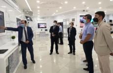 Городской хокимият изучает возможности построения «Цифрового Ташкента» на базе решений Huawei