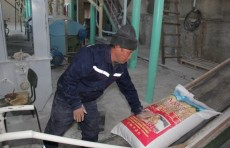 Казахстанское зерно импортируется через товарно-сырьевую биржу