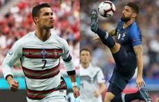 Евро-2020: Роналду сделал дубль, а Франция оказалась «сильнее немецкой машины»