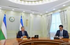Президент Узбекистана провел переговоры с главой ЕБРР по видеоконференцсвязи