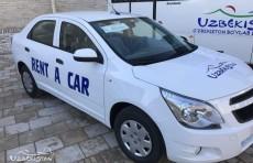 В Узбекистане начата работа по организации сервиса аренды автомобилей Rent-Car