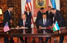 Минвнешторг Узбекистана заключило с США пять соглашений