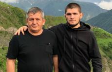 Скончался отец Хабиба Нурмагомедова. У него был диагностирован коронавирус