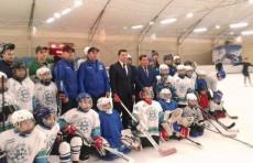Федерация хоккея Узбекистана прошла государственную регистрацию