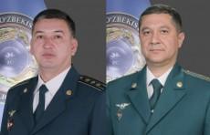 Назначены начальники Юнусабадского и Яшнабадского УКД ОВД столицы