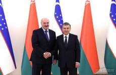 Шавкат Мирзиёев и Александр Лукашенко провели переговоры в узком формате