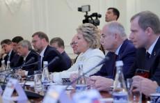 Валентина Матвиенко: Узбекистан прорабатывает вопрос о присоединении к ЕАЭС