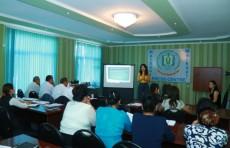 Huawei организовал тренинг для журналистов Ферганской долины