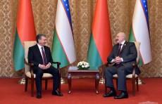 Шавкат Мирзиёев провел встречу с Александром Лукашенко в Пекине