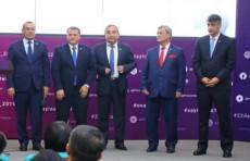 УзЛиДеП получила большинство мест в Законодательной палате