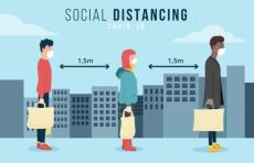 Приложение для социального дистанцирования запущенно в Узбекистане