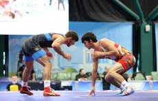 Казань-2021: Узбекистан завоевал 4 медали по греко-римской борьбе