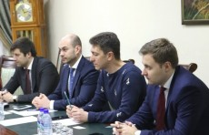 Мининфоком и «Яндекс» обсудили вопросы сотрудничества