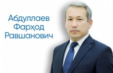 Фарход Абдуллаев назначен новым хокимом Учтепинского района