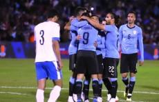 Товарищеский матч: Сборная Уругвая обыграла Узбекистан