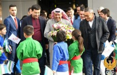 Президент Олимпийского Совета Азии посещает г.Ташкент