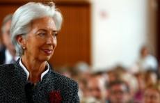 Кристин Лагард: над глобальной экономикой сгущаются тучи