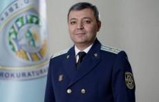 Дилшод Рахимов возглавил Департамент по борьбе с экономическими преступлениями при Генпрокуратуре