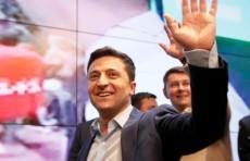 Шавкат Мирзиёев поздравил Владимира Зеленского с победой на выборах