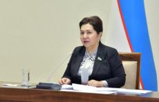Карантинные меры в Узбекистане будут поэтапно отменяться - председатель Сената Танзила Нарбаева