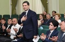 Алишер Мирсоатов возглавил Федерацию тенниса