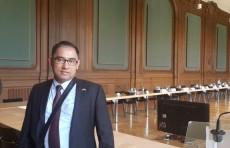 Шахрух Шарахметов назначен заместителем Министра финансов