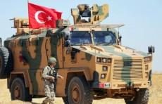 Турция начала военную операцию на севере Сирии