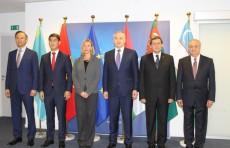Делегация Узбекистана приняла участие в министерской встрече в Брюсселе