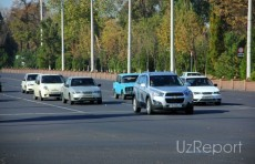 В Ташкенте ограничат движение транспорта в связи с праздником