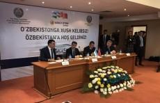 В Самарканде состоялась медиа-встреча в честь визита турецких СМИ