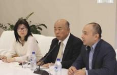 Японская Shimizu отремонтирует трубы в Ташкенте без извлечения их из земли