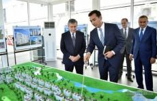 За год в Ташкенте построят 638 многоквартирных домов